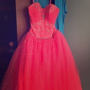 Petite Prom/Pageant Dress